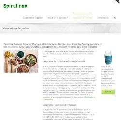 Composition spiruline
