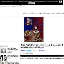 Gian Paolo Barbieri: il mio ideale di eleganza, di purezza, di composizione - Maledetti Fotografi