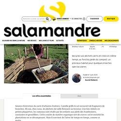 Faites votre propre compost dans votre composteur au jardin - La Salamandre