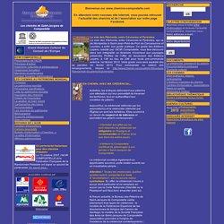 www.chemins-compostelle.com - Toutes les informations pour parcourir le chemin de Saint Jacques de Compostelle