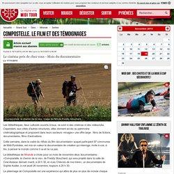 Compostelle, le film et des témoignages - 16/11/2015 - ladepeche.fr