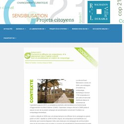 Action 4-2-3: Poursuivre la diffusion de composteurs, et le déploiement dans l'habitat collectif Suivi et sensibilisation en matière de compostage. - Rueil Malmaison, Ville durable