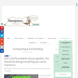 Composting & Soil Building