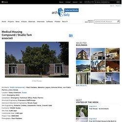 Medical Housing Compound / Studio Tam associati