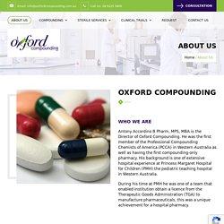 Perth Compounding Pharmacy