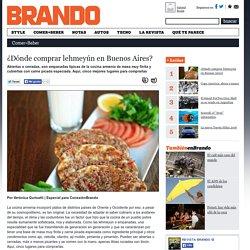 ¿Dónde comprar lehmeyún en Buenos Aires?