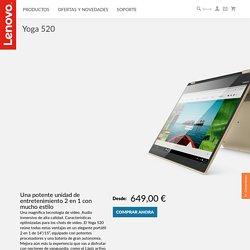 Comprar portátil convertible 2 en 1 Lenovo Yoga 520