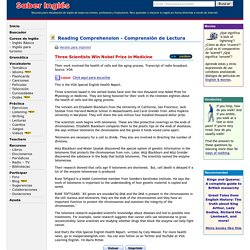 English Reading Comprehension - Comprensi n de lectura en ingl s