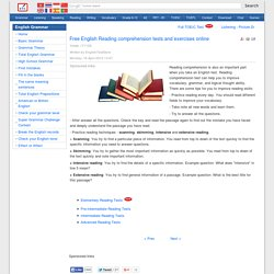 toefl intermediate test listening comprehension tests pdf