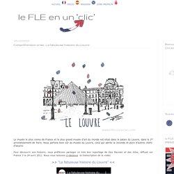 Compréhension orale : La fabuleuse histoire du Louvre
