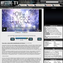 Trous noirs : clés de notre compréhension de l'Univers ?