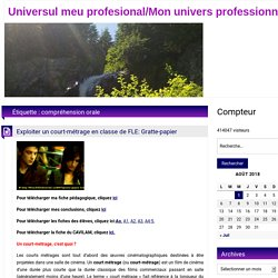 Le web pédagogique: CO, courts-métrages, idées