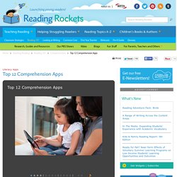 Top 12 Comprehension Apps