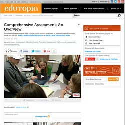 Comprehensive Assessment: An Overview