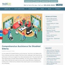 Comprehensive Assistance for Disabled Elderly