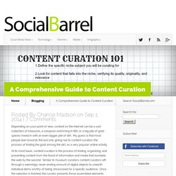 A Comprehensive Guide to Content Curation