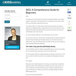 SEO: A Comprehensive Guide for Beginners