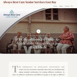 Elder Care Assistance Contra Costa County