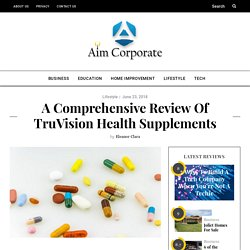 What is TruVision Health?