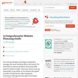 A Comprehensive Website Planning Guide - Smashing Magazine