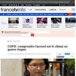 COP21 : comprendre l'accord sur le climat en quatre étapes: une guignolade ou un succès?