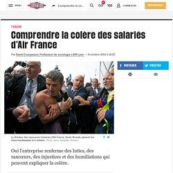 Comprendre la colère des salariés d'Air France