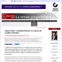 Comprendre le conflit des îles Senkaku/Diaoyu entre Japon et (...) - Zone asiatique