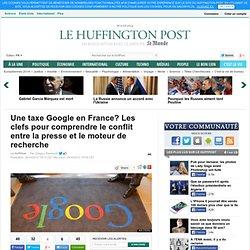 Article: Une taxe Google en France?