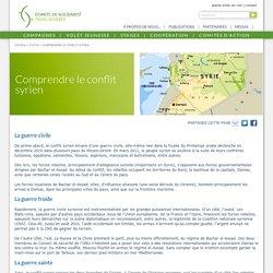 Comprendre le conflit syrien