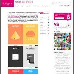Le blog de l'agence Angie » Blog Archive » Culture classique Vs Culture digitale – 22 visuels pour comprendre la différence