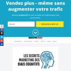 Biais Cognitifs : Comprendre le cerveau humain pour persuader plus efficacement - Marketing Mania