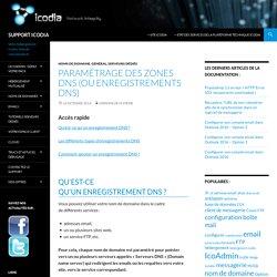Comprendre les enregistrements DNS