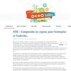 NTIC : Comprendre les enjeux pour l'entreprise et l'individu…