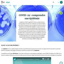 COVID-19 : comprendre une épidémie