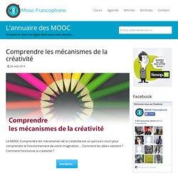 MOOC Comprendre les mécanismes de la créativité?