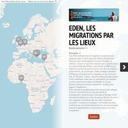 Eden, une série Tv pour comprendre la géographie des migrations