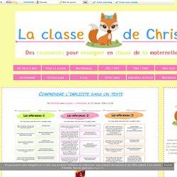 Comprendre l'implicite dans un texte - Christall'Ecole
