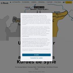 Une carte pour comprendre l'impossible autonomie des Kurdes de Syrie