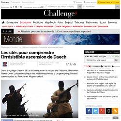 Les clés pour comprendre l'irrésistible ascension de Daech