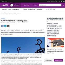Comprendre le fait religieux