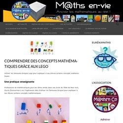 Comprendre des concepts mathématiques grâce aux LEGO – M@ths en-vie