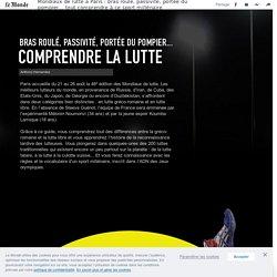 Mondiaux de lutte à Paris: bras roulé, passivité, portée du pompier… tout comprendre à ce sport millénaire