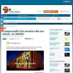 Comprendre les musées du 21e siècle : le MOOC