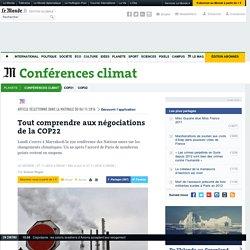 Tout comprendre aux négociations de la COP22