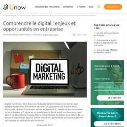 Comprendre le digital : enjeux et opportunités en entreprise