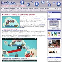 Comprendre le numérique aujourd'hui : vidéos pédagogiques