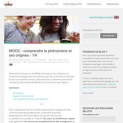 MOOC : comprendre le phénomène et ses origines - 1/4
