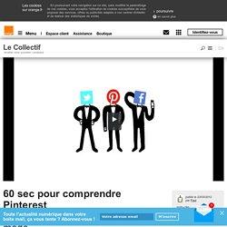 60 sec pour comprendre Pinterest