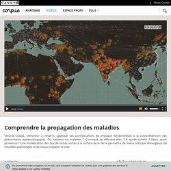 Comprendre la propagation des maladies - Corpus - réseau Canopé