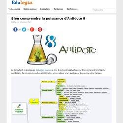 Bien comprendre la puissance d'Antidote 8